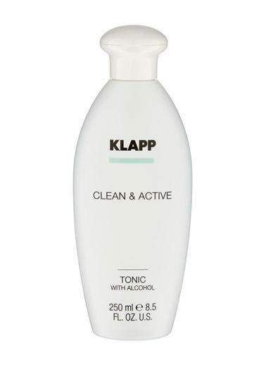 Clean&Active Tonic with Alcohol Gel 250 Ml-Klapp